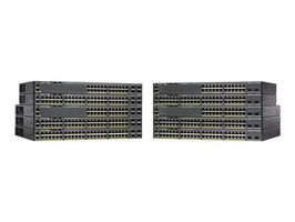 Cisco WS-C2960X-48FPD-L / Switch / 48xGigE / PoE 740W / 2x10GSFP+
