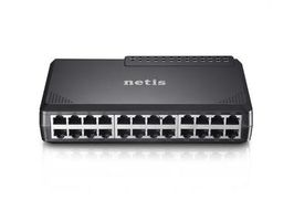 NETIS ST3124P / 24xTP 10/100Mbps / 24port switch