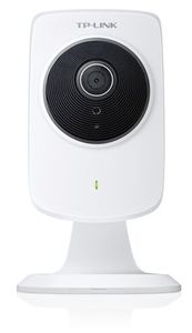 TP-LINK NC220 / Day/Night WiFi Cloud Camera / 2.4GHz / 802.11b/g/n / 0.3 Megapixel (640 x 480)
