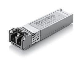TP-LINK TXM431-SR / 10Gbase-SR SFP+ LC Transceiver / 850nm Multi-mode / LC duplex connector / Up to 300m distance