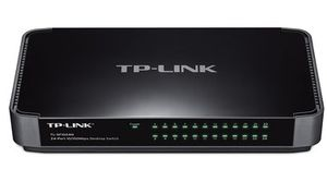 TP-LINK TL-SF1024M / 24x 10/100Mbps Switch