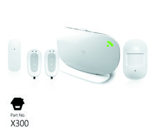Smanos X300 / Wireless Alarm System Kit / GSM a SMS