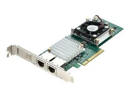 D-Link PCI Express Adapter / Dual Port 10GBASE-T / RJ45