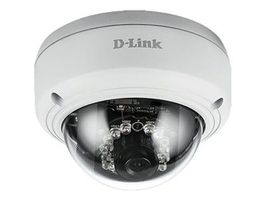 D-Link DCS-4602EV / Vigilance Full HD Outdoor Vandal-Proof Dome Camera / PoE / 10x Digitální Zoom