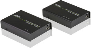 ATEN VE812 / HDMI přes Single Cat 5 Extender / 100m / 3D / podpora HDCP