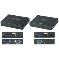 ATEN Video extender + audio / 1920x1200 (30m)/1600x1200(150m)