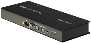 ATEN Receiver modul Audio-Video po Cat 5 Extender