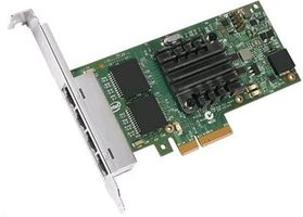 Lenovo ThinkServer I350-T4 PCIe / 1Gb 4 Port Base-T Ethernet Adapter by Intel