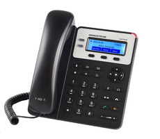 Grandstream GXP1625 / VoIP telefon / 2x SIP účet / HD audio / 3 program.tlačítka / switch 2xLAN / PoE