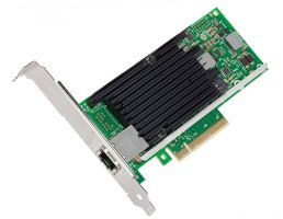 Intel Ethernet Converged Network Adapter X540-T1 / (bulk)