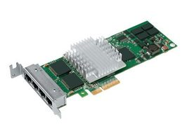Intel PRO/1000 PT Quad Port Server Adapter / PCIe / 4x RJ45