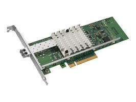 Intel Ethernet Converged Network Adapter X520-SR1 / PCI Express 2.0 x8 / 10GBase-SR / bulk