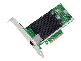 Intel Ethernet Converged Network Adapter X540-T1 / PCI Express 2.1 x8 / 10Gb Ethernet / bulk