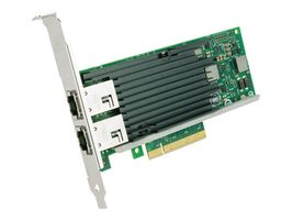 Intel Ethernet Converged Network Adapter X540-T2 / PCI Express 2.0 x8 / 10Gb Ethernet x 2