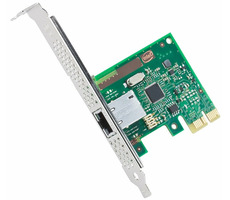 Intel Ethernet Server Adapter I210-T1 bulk / PCI Express 2.1 x1 / Gigabit Ethernet