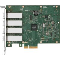 Intel Ethernet Server Adapter I340-F4 / PCI Express 2.0 x4 / 1000Base-SX x 4
