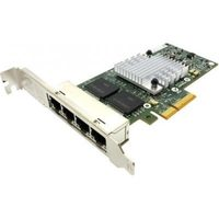 Intel Ethernet Server Adapter I340-T4 bulk / PCI Express 2.0 x4 / Gigabit Ethernet x 4