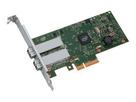 Intel Ethernet Server Adapter I350-F2 bulk / PCI Express 2.1 x4 / 1000Base-SX x 2