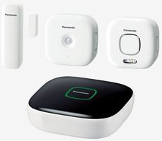 Panasonic Smart Home Safety Starter Kit Plus