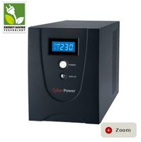 CyberPower Value GreenPower LCD UPS 2200VA / 1320W