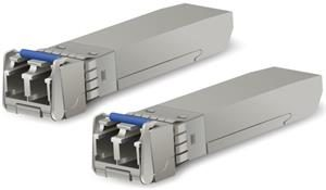 Ubiquiti UF-SM-10G 2ks / 10Gbps / SFP+ 2xLC (Single-Mode) / 1310nm / 10km