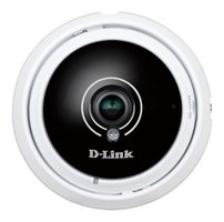 D-Link DCS-4622 Vigilance Full HD Panoramic PoE Camera / 1920x1536 / IR / POE