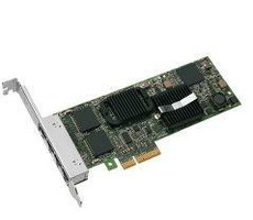 Intel Gigabit ET2 Quad Port Server Adapter / PCIe 2.0 x4 / 4x RJ45