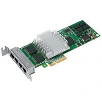 Intel Gigabit Pro 1000PT Quad Port Server Adapter / PCIe x4 / 4x RJ45 / včetně Low Profile Adapter / bulk