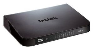 Rozbaleno - D-Link GO-SW-24G / 24-port Gigabit Easy Desktop Switch / rozbaleno
