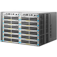 HP 5412R ZL2 switch / až 288x GLAN / Layer 2 to Layer 4 / Fully managed