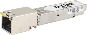D-Link DGS-712 / SFP 10/100/1000 BASE-T Copper Transceiver