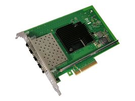 Intel Ethernet Converged Network Adapter X710-DA4 / PCI Express 3.0 x8 / 10 Gigabit SFP+ x 4