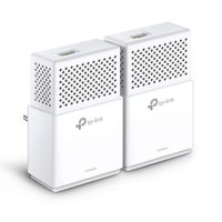 TP-LINK TL-PA7010KIT / Powerline Kit / 1000Mbps / 1xGLAN / 2 ks v balení / bílá