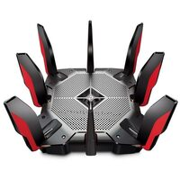 TP-LINK Archer AX11000 / Wi-Fi 6 Gaming Router / Tri-Band / 2.4GHz - 1148Mbps / 5GHz -2x 4804 Mbps / 8x GLAN / USB-CTP-L