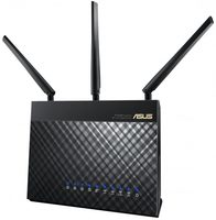Rozbaleno - ASUS RT-AC68U / MIMO Router AC1900 / 2.4GHz - 600Mbps / 5GHz - 1300Mbps / GWAN + 4x GLAN / 1x USB 2.0  / rozbaleno