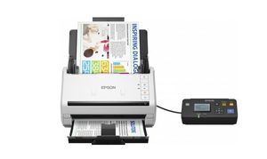 Epson WorkForce DS-530N / A4 / 600 dpi / ADF / USB 2.0 / Skener