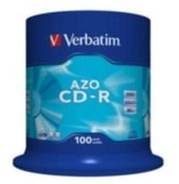 Verbatim CD-R 80 52x CRYST. spindl 100pck/BAL