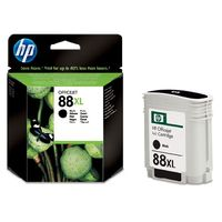 HP C9396AE Ink Cart No.88XL pro OJ K550/K8600, 58ml, Black