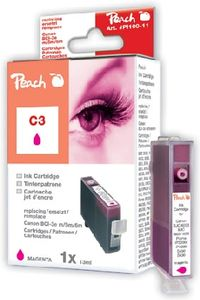 Peach BCI-3eM alternativní cartridge  / 13 ml / fialová