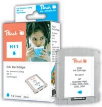 Peach 11 alternativní cartridge / Business inkjet 2200 / 28 ml / Modrá