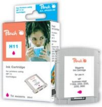 Peach 11 alternativní cartridge / Business inkjet 2200 / 28 ml / Fialová