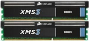 Corsair XMS3 8GB DDR3 1600MHz /2x4GB KIT /CL9