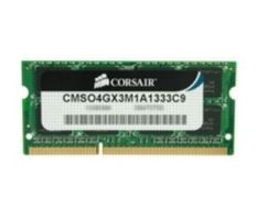 Corsair 4GB SO-DIMM DDR3 1333MHz / CL9 / 1.5V