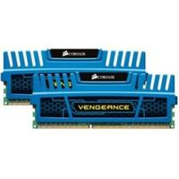 CORSAIR VENGEANCE BLUE / 8GB  / KIT 2x4GB / DDR3 1866MHz / CL9 / XMP / CL9-10-9-27