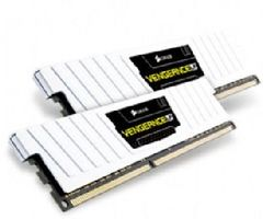 Corsair Vengeance White 8GB DDR3 1600MHz / 2x4GB KIT / CL9 / 1.35V / low profile