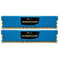 Corsair Vengeance Blue 4GB DDR3 1600MHz / 2x2GB KIT / CL9 / 1.5V / XMP / low profile