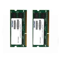 Patriot 8GB SO-DIMM DDR3 1333MHz / 2x4GB KIT / CL9 / 1.5V / pro Apple