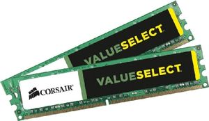 Corsair Value / 16GB / DDR3 1333MHz / 2x8GB KIT / CL9-9-9-24 / 1.5V