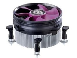 Cooler Master X Dream i117 / 92 mm / Rifle Bearing / 19 dB @ 1800 RPM / 36.5 CFM / Intel 775, 115x