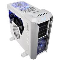 THERMALTAKE VO200M6W2N Armor Revo / BigTower / Bez zdroje / docking station / White